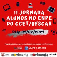 II Jornada Alunos no ENPE do CCET/UFSCar